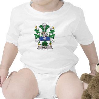 Fogh Family Crest Tshirts