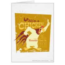 Foghorn Ah'm a chicken