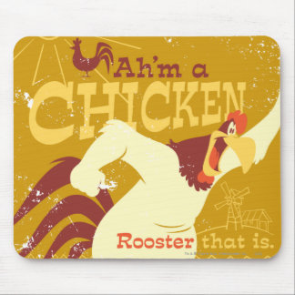 Foghorn Ah'm a chicken Mouse Pad