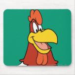 Foghorn Leghorn Closeup Mouse Pad