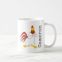 Foghorn Leghorn | Mischievous Stare Coffee Mug