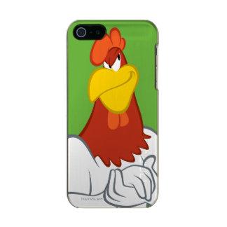 Foghorn Leghorn | Mischievous Stare Metallic iPhone SE/5/5s Case