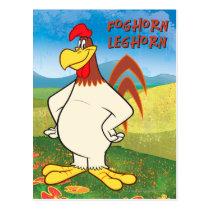 Foghorn Standing Postcard
