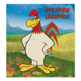 Foghorn Standing Posters