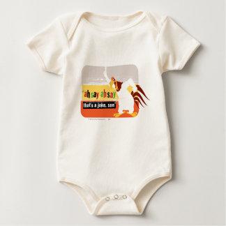 Foghorn That's A Joke, Son Baby Bodysuits
