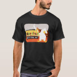 """Foghorn That&#39;s A Joke, Son T-Shirt<br><div class=""""desc"""">Design part of a series from the Retro Collection</div>"""