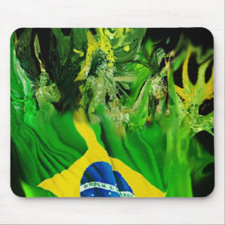 Fogo de Brasil Mouse Pad