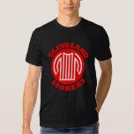 Fogoneros de Cleveland (negro) Camisas