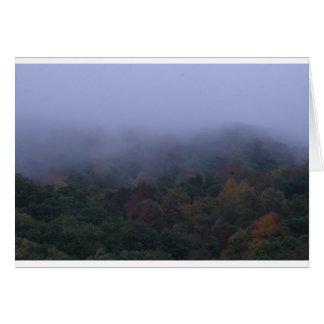 fogy morning card