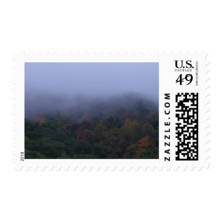 fogy morning postage stamps