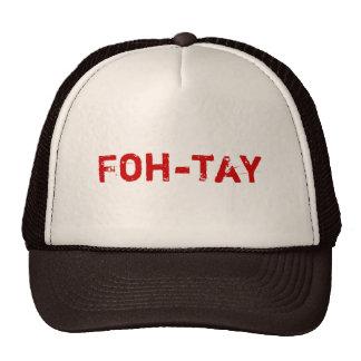Foh-tay Gorra