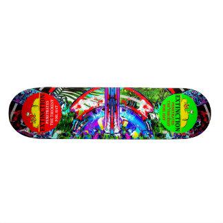 Foil Hat - Skateboard
