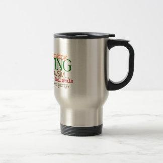 Foil Meals-travel 15 Oz Stainless Steel Travel Mug