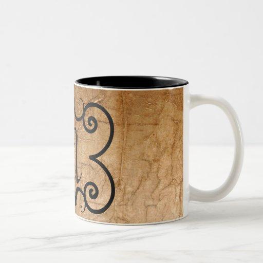 Foiled A Two-Tone Coffee Mug