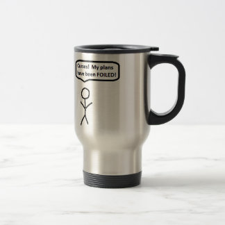 Foiled! Travel Mug