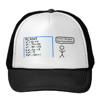 Foiled! Trucker Hat