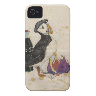 Fois gras with fige and brandy iPhone 4 Case-Mate cases