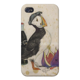 Fois gras with figs and brandy - iPhone 4 case