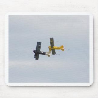 Fokker D.VII Models In Flight Mouse Pad