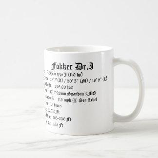 Fokker Dr.I Mug