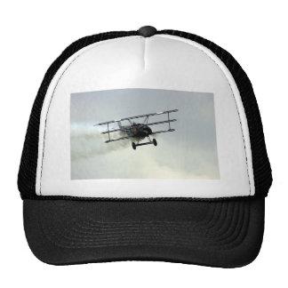 Fokker triplane trucker hat