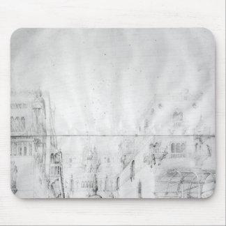 Fol.16v-17r Herod's Palace Mouse Pad