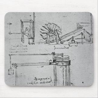 Fol. 53 , Manuscript B, 1488-89 Mouse Pad