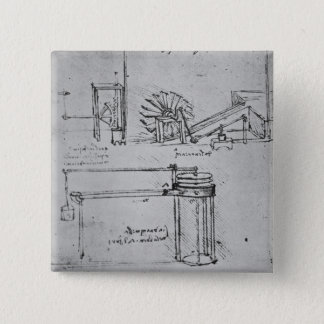 Fol. 53 , Manuscript B, 1488-89 Pinback Button