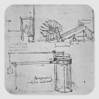 Fol. 53 , Manuscript B, 1488-89 Square Sticker