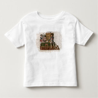 Fol.55 Country Folk and the Money Changer Toddler T-shirt