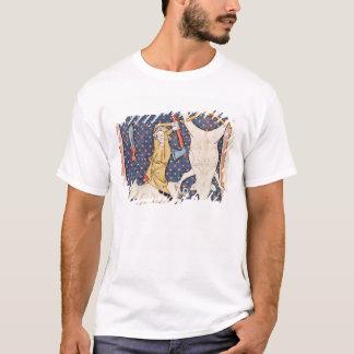 Fol.59v December: Killing Pigs T-Shirt