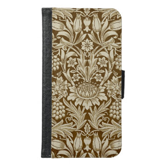 Fold and Field Tan Samsung Galaxy S6 Wallet Case
