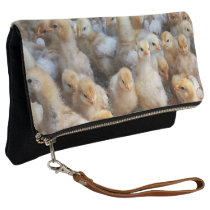 Fold Over Clutch Baby Chicks