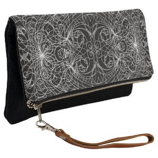 Fold-Over Clutch Indian Style