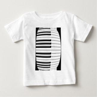 Fold Piano Baby T-Shirt
