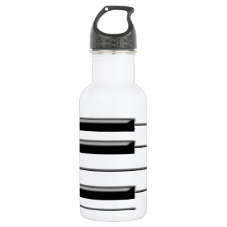 Fold Piano Stainless Steel Water Bottle