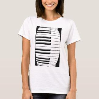 Fold Piano T-Shirt