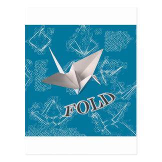 Fold Post Card