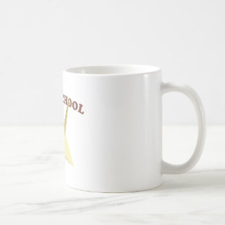 Fold School (Origami) Mug