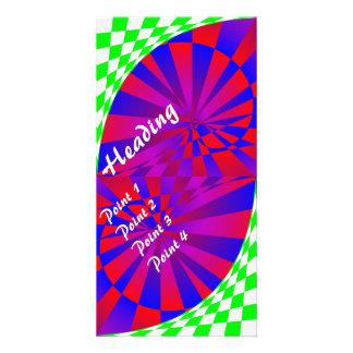 Folded Dimensions by Kenneth Yoncich Card