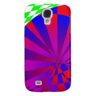 Folded Dimensions by Kenneth Yoncich Galaxy S4 Case