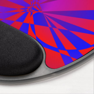 Folded Dimensions by Kenneth Yoncich Gel Mouse Pad