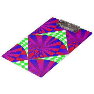 Folded Dimensions Clipboard
