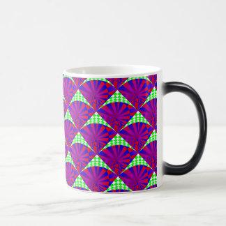Folded Dimensions Morphing Mug