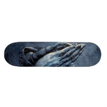 Folded Hands Prayer - Durer Skateboard