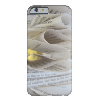 Folded paper iphone case