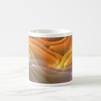 'Folded Sunlight 2 mug mug