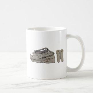 FoldedSoldierClothes081212.png Coffee Mug