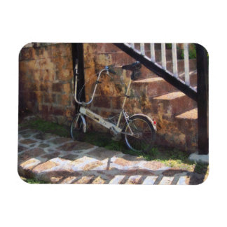 Folding Bicycle Antigua Magnet