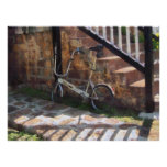 Folding Bicycle Antigua Posters